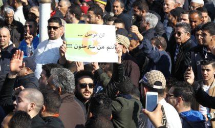 L'Algérie d'en bas ne veut plus être gouvernée par l'Algérie d'en haut