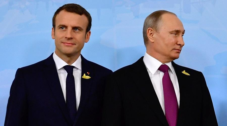 Poutine presse