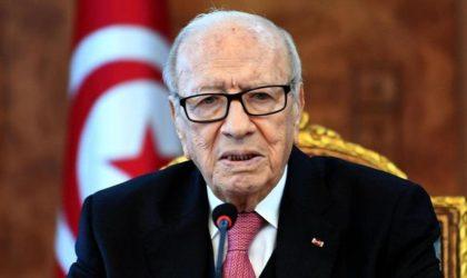 L'AFP a-t-elle déformé une déclaration du président tunisien sur l'Algérie ?
