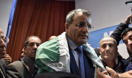 Le comité de soutien au général Ghediri dénonce une «solidarité sélective»