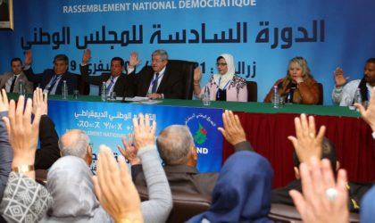 Le RND appelle ses militants à se mobiliser pour «réussir» la campagne de Bouteflika
