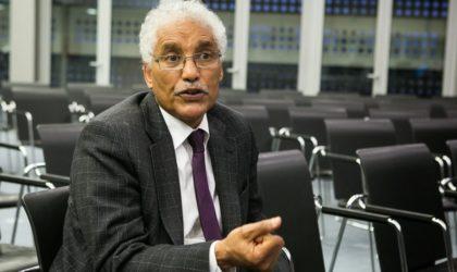 Mohamed Sidati : «L'UE a commis un crime contre les Sahraouis»