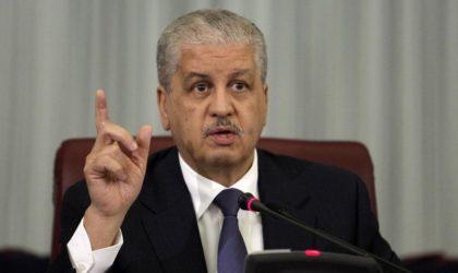 Contestation du cinquième mandat : Sellal contredit Bedoui