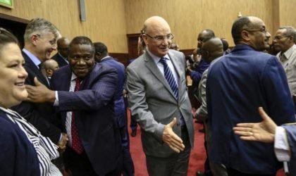 L'UA et un diplomate algérien mettent la Centrafrique sur le chemin de la paix