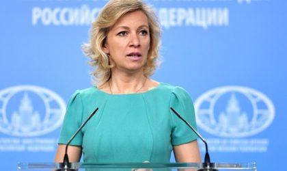 Moscou : «Washington a décidé d'organiser un coup d'Etat au Venezuela»