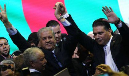 Sellal va-t-il présider la conférence nationale annoncée par Bouteflika ?