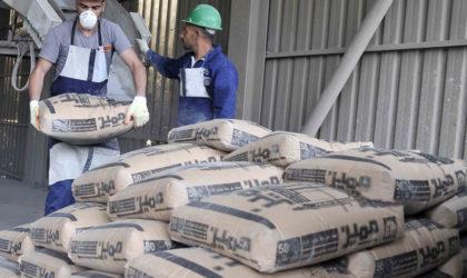 Ciment : vers une augmentation des exportations à 500 millions de dollars