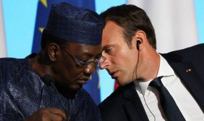 La France intervient militairement au Tchad pour sauver Idriss Déby