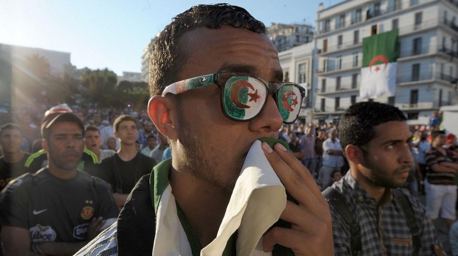 Algérie oppositionnisme