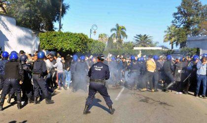 La police arrête 41manifestants pour «actes de vandalisme» et «violence»
