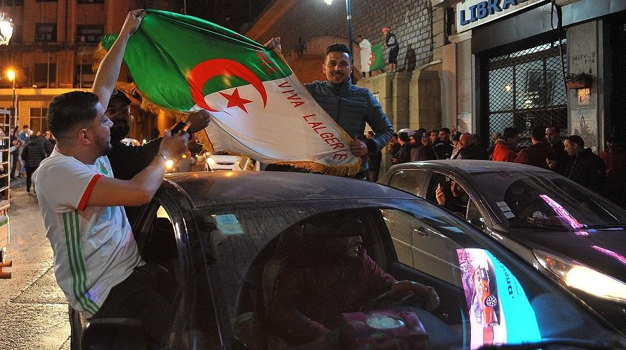 élections Algériens