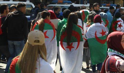 Les étudiants marchent à Alger pour le 10e mardi consécutif