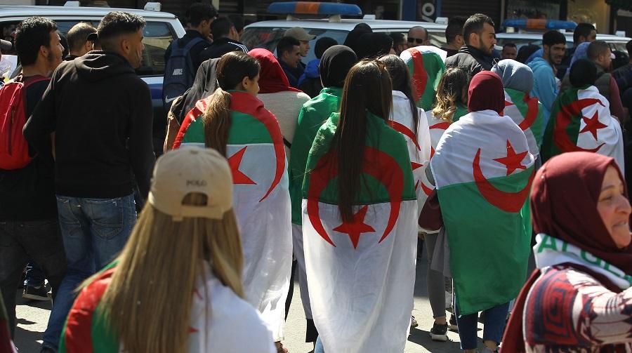 étudiants Bouteflika