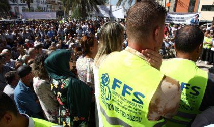 Le FFS rejette l'appel de Gaïd-Salah à l'application de l'article 102 de la Constitution