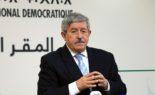 Ouyahia devrait déposer sa démission du secrétariat général du RND