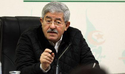 Ouyahia: «Je n'ai rien mis en vente et ne quitterai pas mon pays»