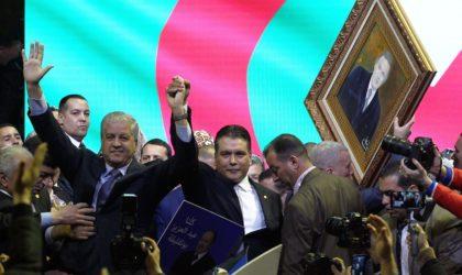 Le FLN ne participerait pas à la prochaine élection présidentielle