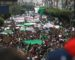Imposante manifestation aujourd'hui à Alger