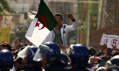 Bouteflika, Toufik, ANP, manifestations : ce qu'a écrit un journal israélien