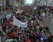 Grande marche des lycéens à Alger