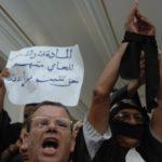 Avocat manifestation Alger