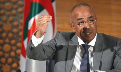 Le résumé de la conférence de presse de Noureddine Bedoui
