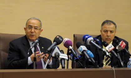 Déclaration des Affaires étrangères sur la «saisie» de passeports diplomatiques