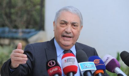 Ali Benflis: «L'objectif de la révolution démocratique pacifique doit être la défense de l'Etat-nation»