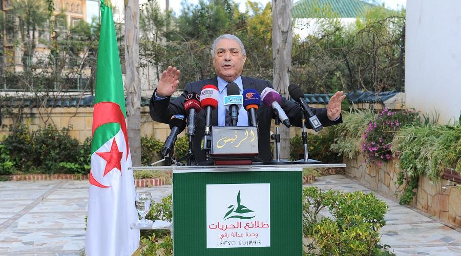 Benflis Talaie El-Hourriyet