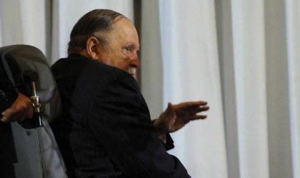 Le président Bouteflika regagne Alger après des contrôles médicaux à Genève