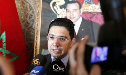Le Maroc se défend de comploter contre l'Algérie : l'arroseur arrosé