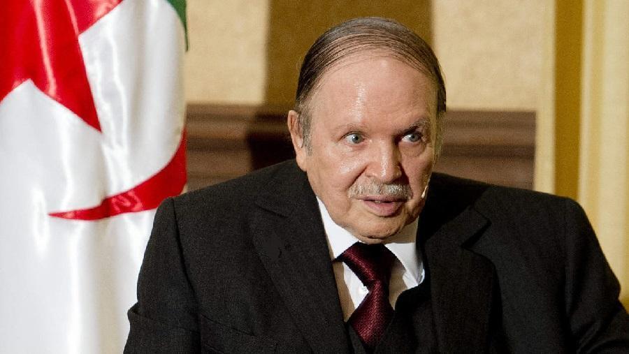 Bouteflika Algérie