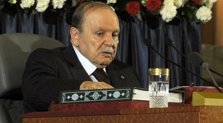 Bouteflika adieu