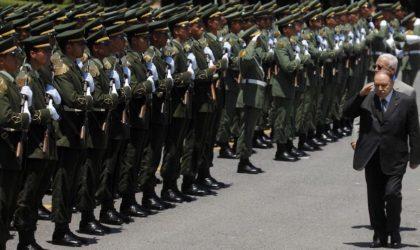Bouteflika s'est-il inspiré d'une note de l'armée pour la conférence nationale ?