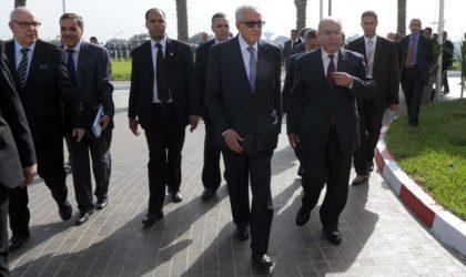 Ce que le journal français Le Figaro «sait» sur le plan Lamamra-Brahimi