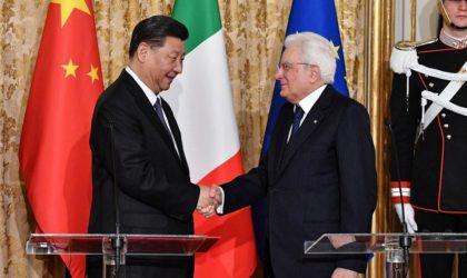 Italie : dissensions au sein du gouvernement au sujet de la Chine et du gaz