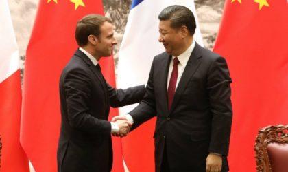 L'Europe malade tourne le dos à Washington et se «soigne» chez le géant chinois