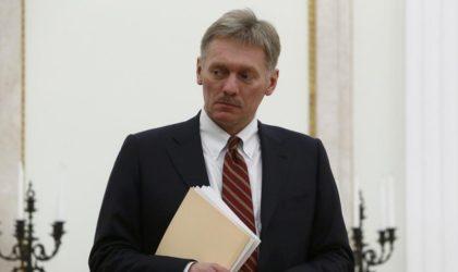 Le Kremlin : «Bouteflika n'a demandé aucune aide de Poutine»
