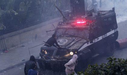 Actes de vandalisme : quarante-cinq individus interpellés par la police à Alger
