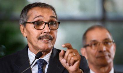 Front Polisario : «Il n'y a pas de solution sans le référendum d'autodétermination»