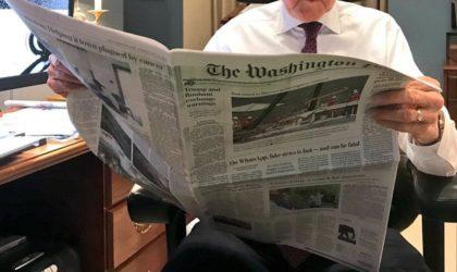 Le parallèle inquiétant du Washington Post sur la situation politique en Algérie
