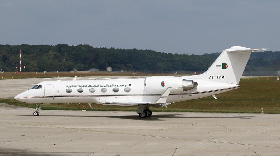 Avion président