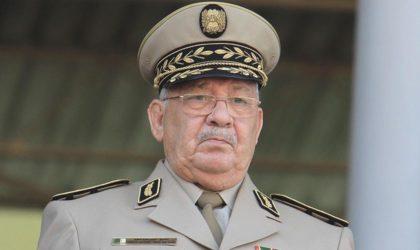 «L'ANP accomplit des missions nobles au service de son pays et de son peuple»