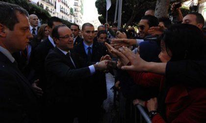 L'ancien président François Hollande : «Ce que je sais des Algériens»