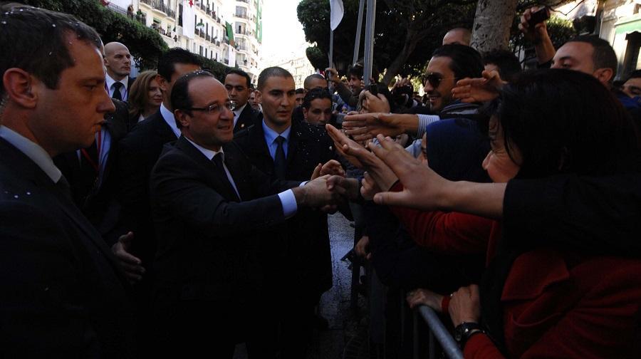 Algérie Hollande