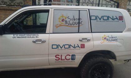 Divona et SLC participent à la 1re édition du Tuareg Rally 2019