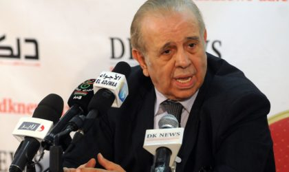 Les suggestions de Farouk Ksentini au Conseil constitutionnel