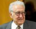 Lakhdar Brahimi : «Je ne suis pas désigné pour présider la conférence nationale de transition»