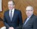 Lavrov : «Nous rejetons toute ingérence étrangère dans les affaires algériennes»