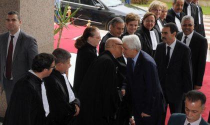 Les magistrats opposés au 5e mandat ont-ils été convoqués par Louh ?